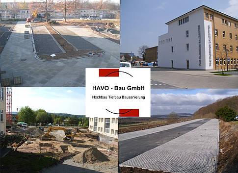 Übersicht Havo - Bau GmbH