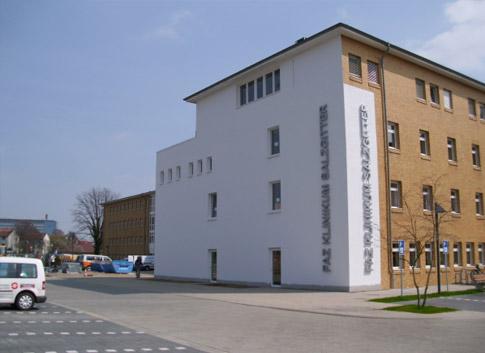 Hochbau - Klinikum Salzgitter GmbH
