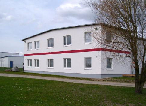 Neubau des Bürogebäude HAVO - Bau GmbH