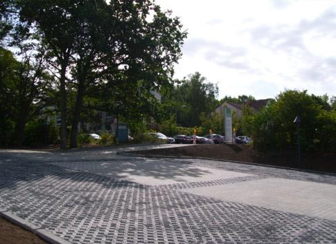 DKD Wiesbaden Parkplatzbau