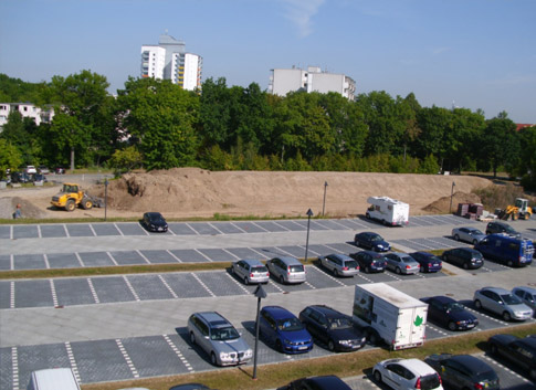 Parkplatzbau Klinikum Salzgitter GmbH